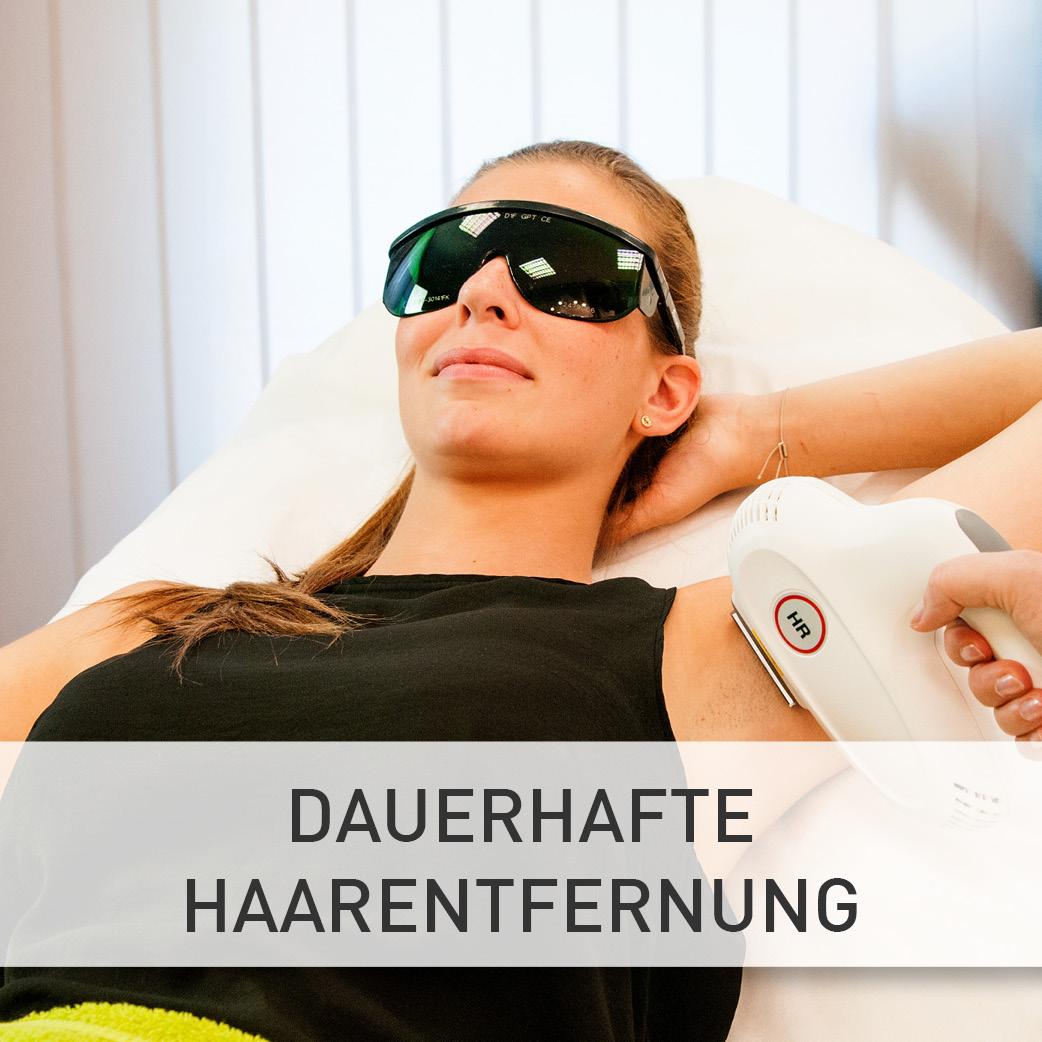 Kosmetikstudio Haut Manufaktur henstedt-ulzburg kosmetik dauerhafte Haarentfernung mit Laser IPl SHR